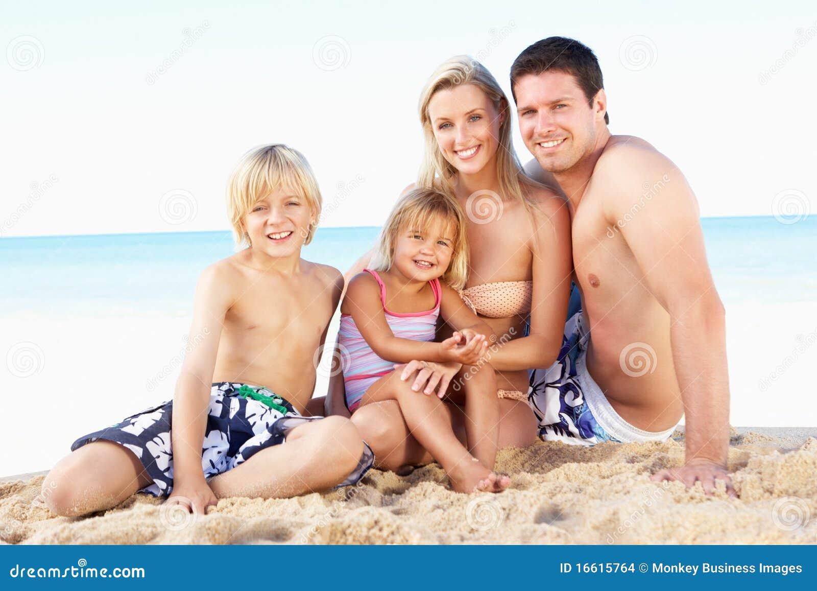 海滩系列节假日纵向夏天