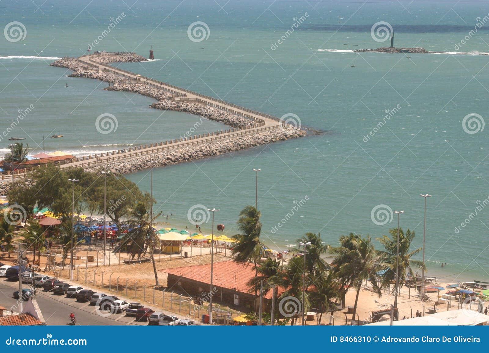 海滩da普腊亚redinha