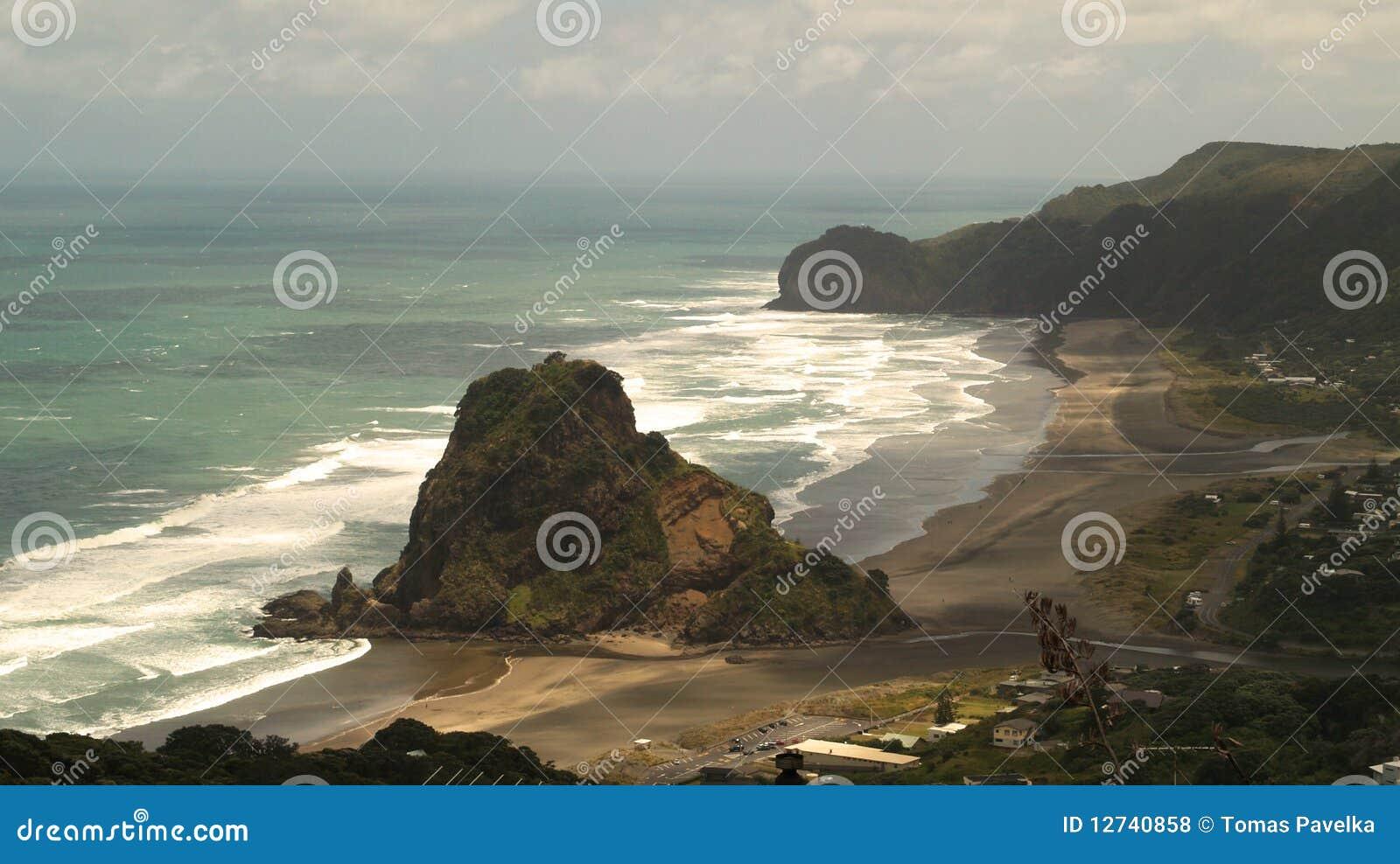 海滩piha