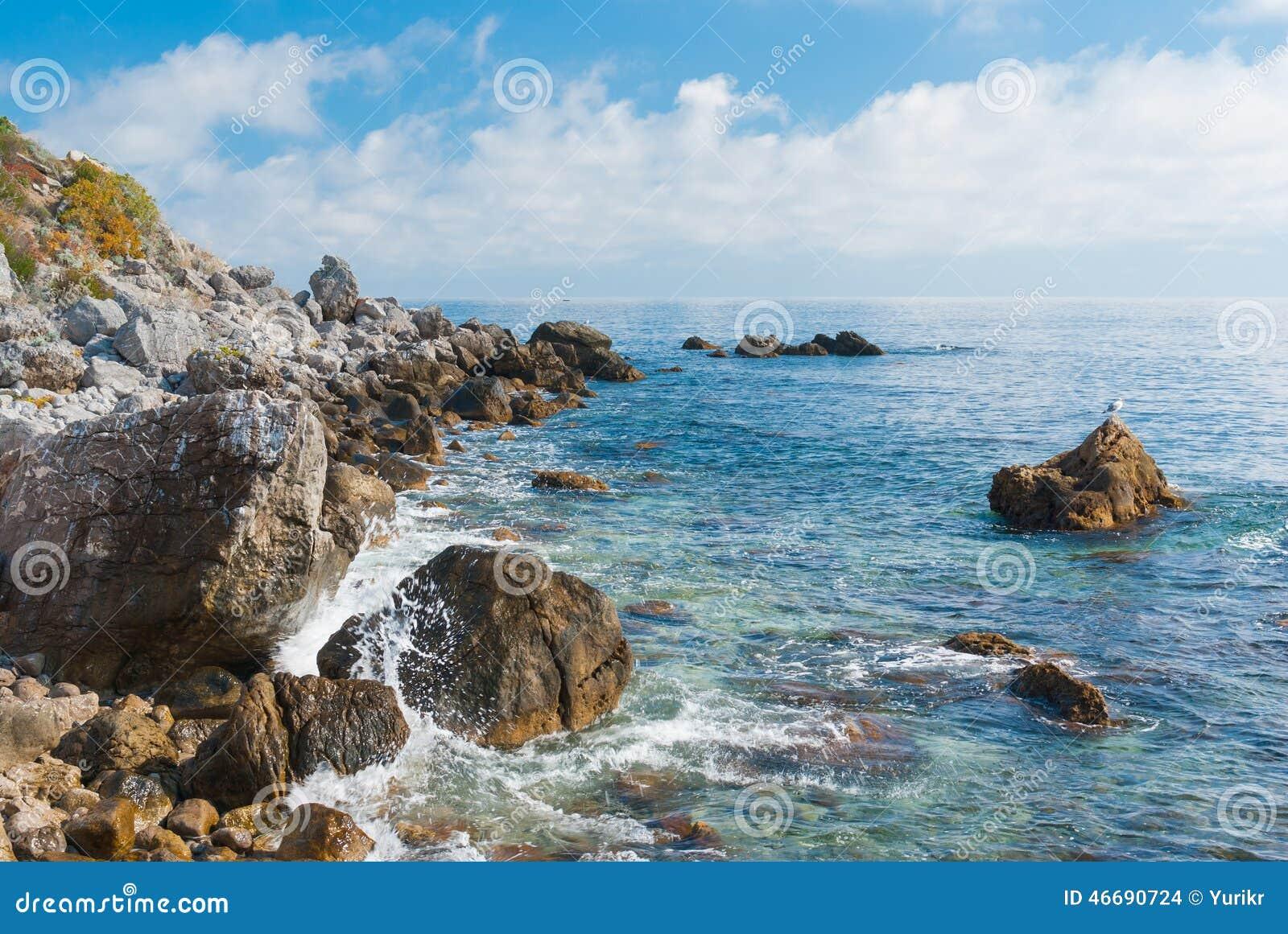黑海狂放水scape