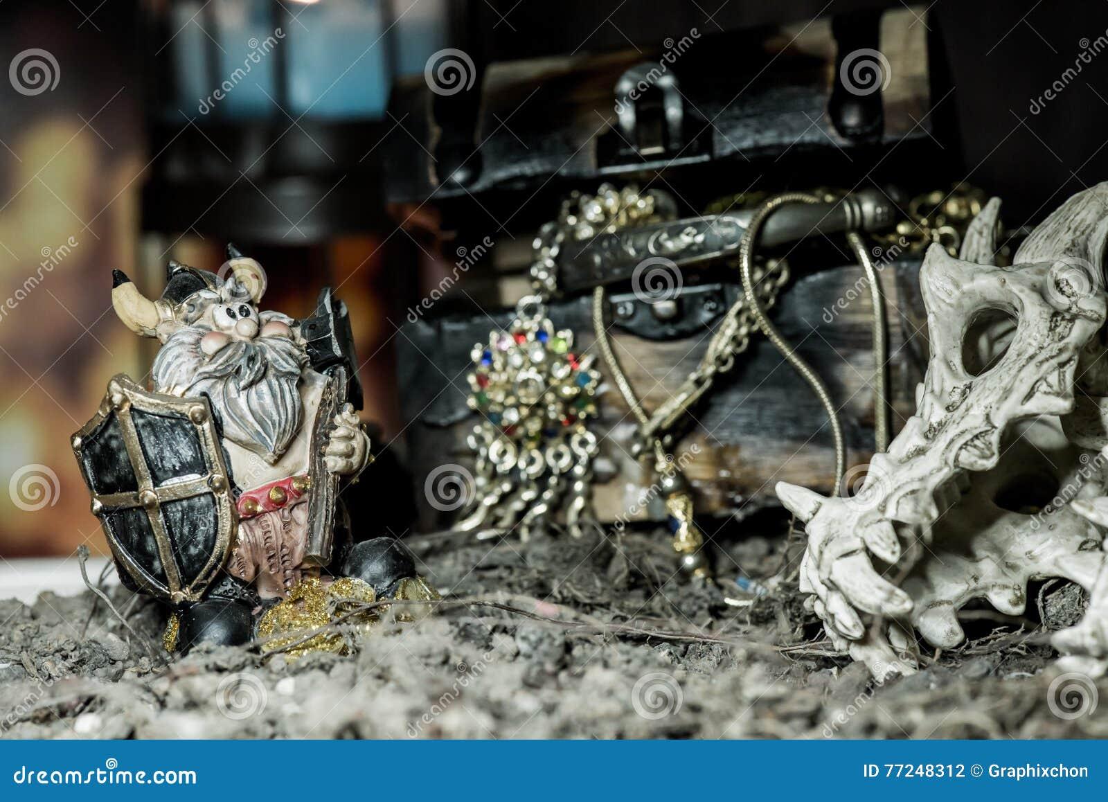 海盗和珍宝和北欧海盗