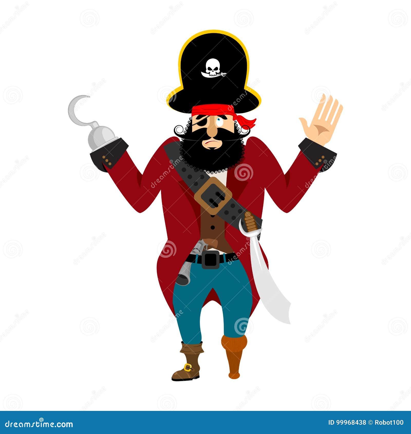 海盗投降 阻饶议事的议员道歉 有罪的海盗 Vecto