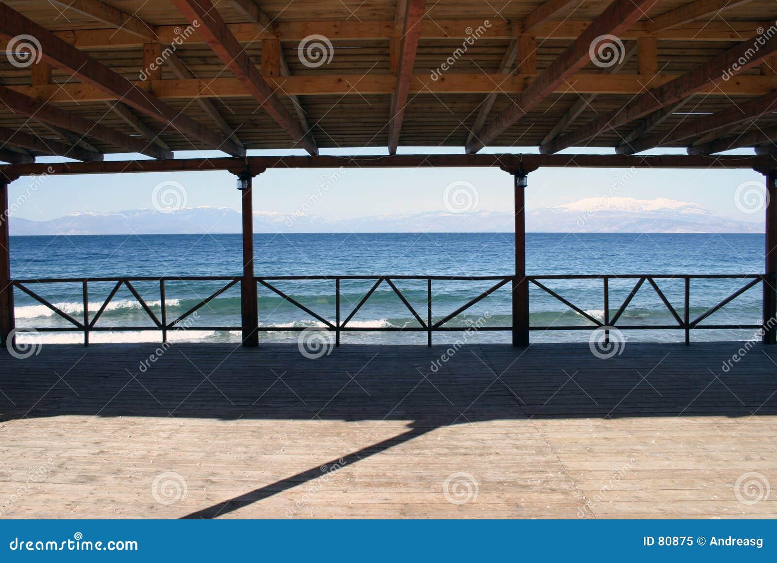海运大阳台