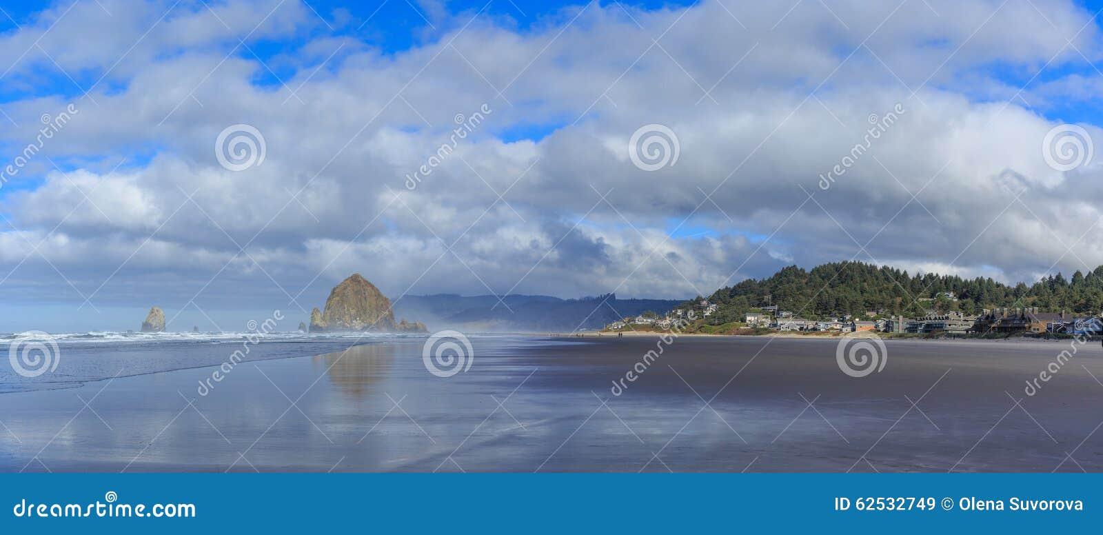 海滩大炮干草堆岩石