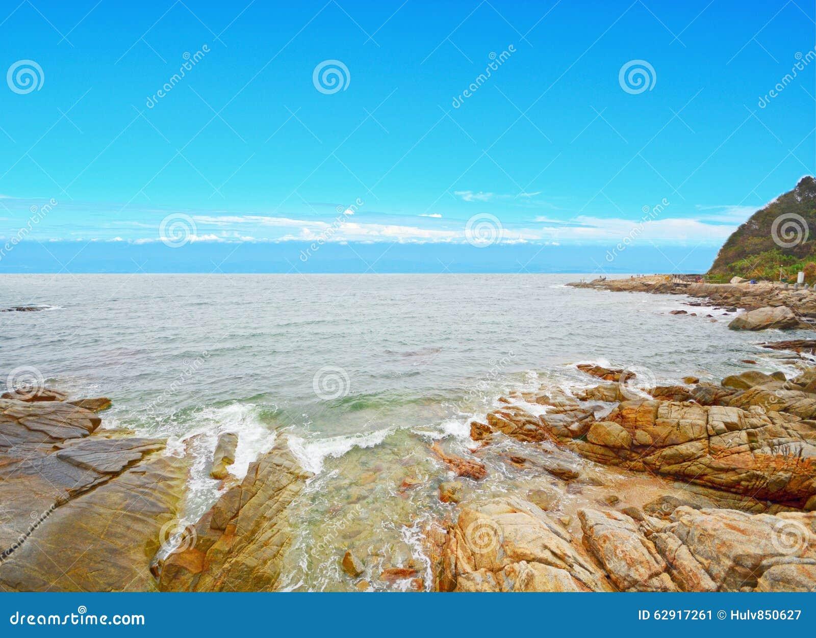 海滩海洋海滩图片