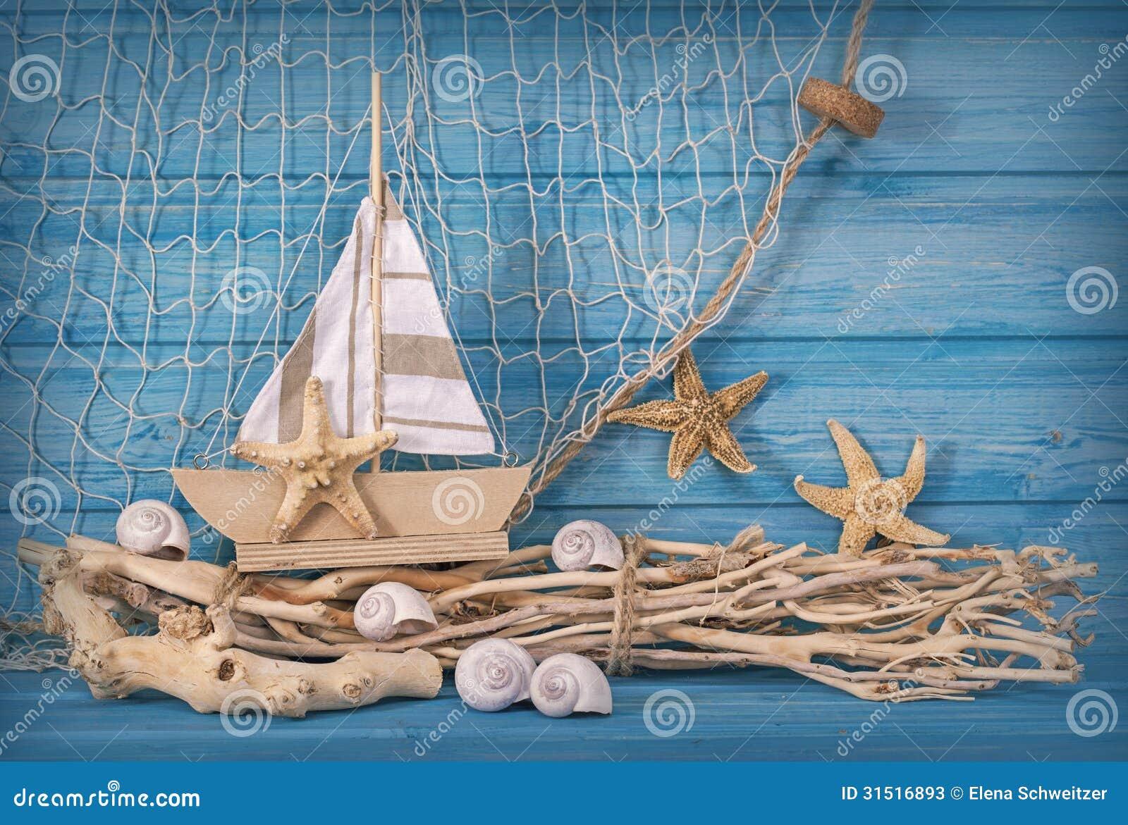 海洋生物装饰