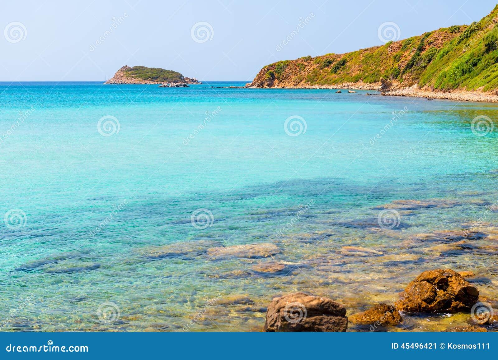 海滩美丽风景