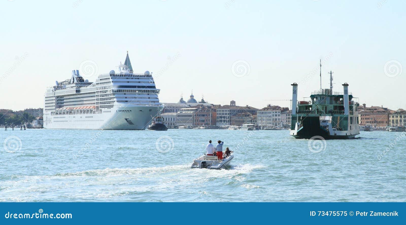 海洋船MSC Magnifica