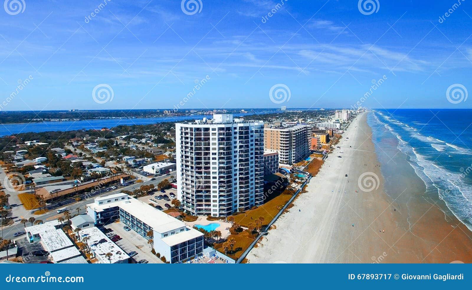 海滩迈阿密海滨