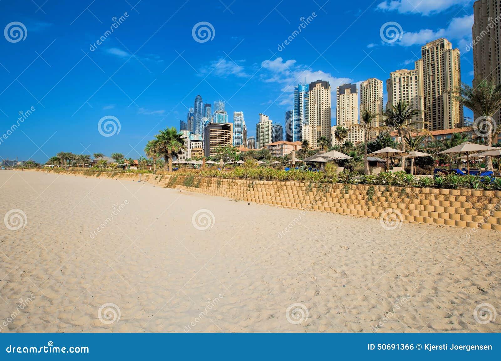 海滩迪拜jumeirah