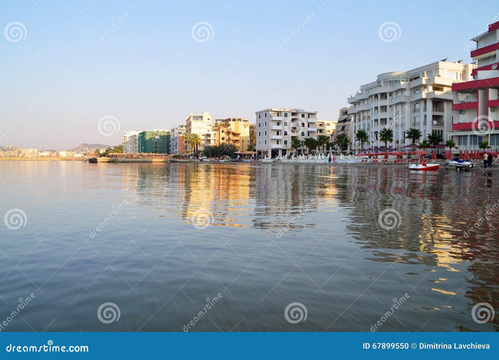 海滩都拉斯,阿尔巴尼亚