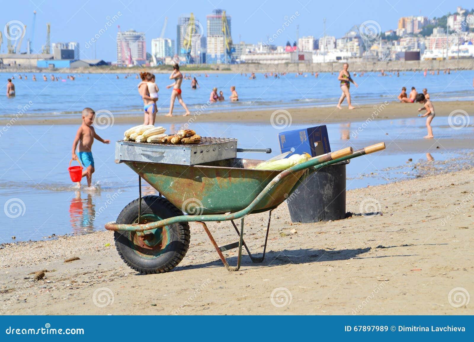 海滩都拉斯
