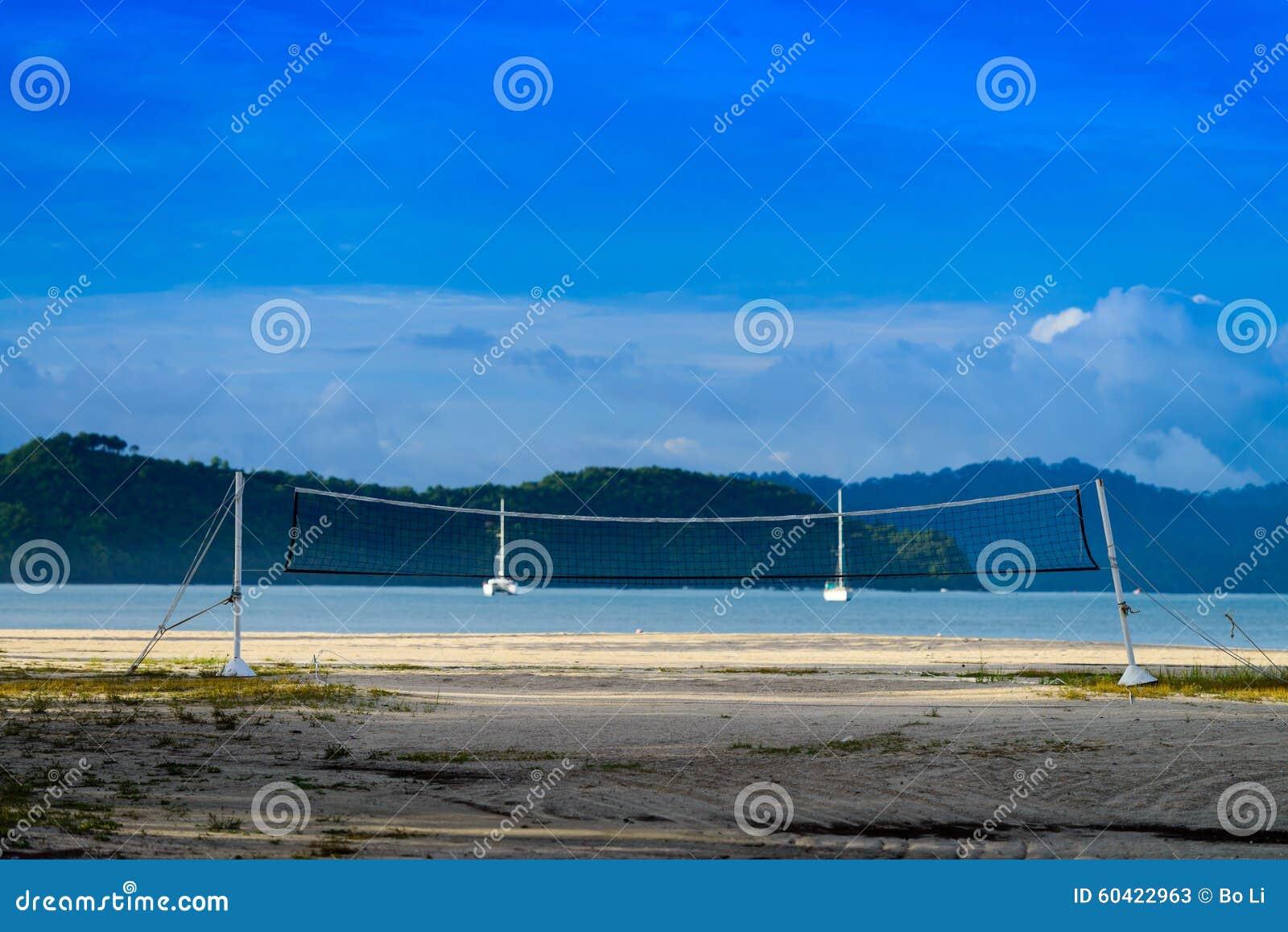 海滩齐射法院