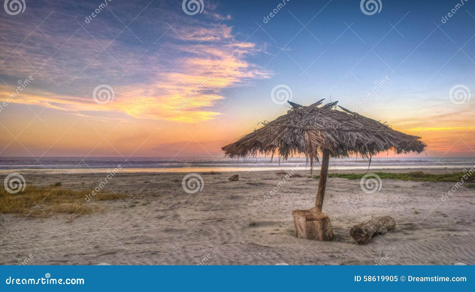 海滩Costa del Sol