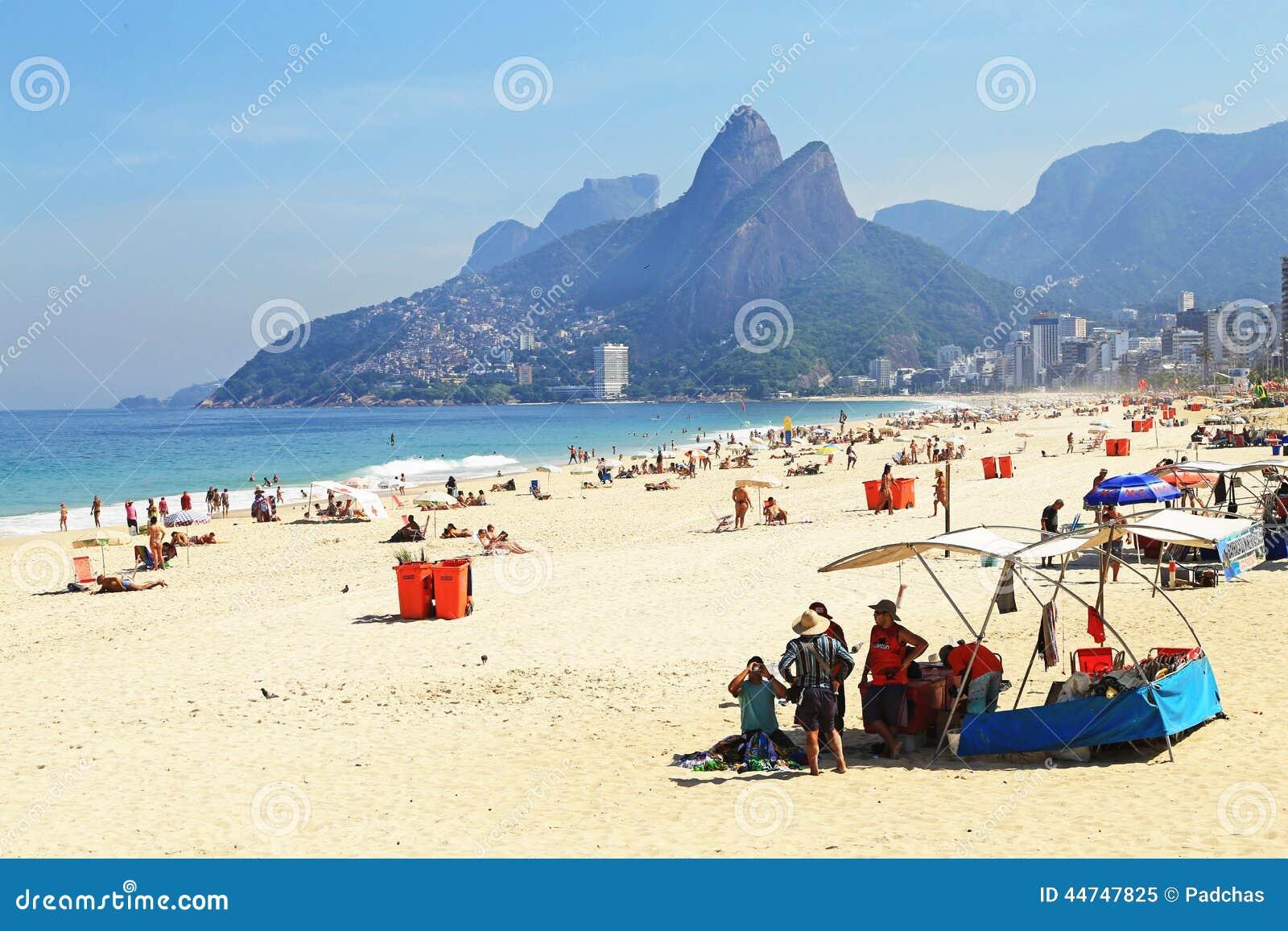 海滩ipanema