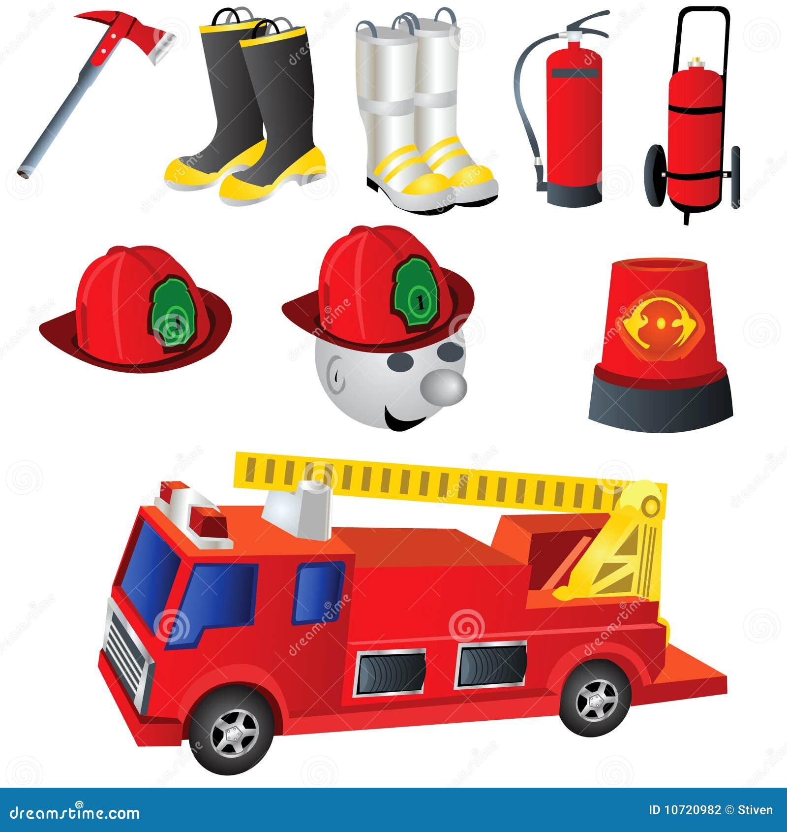 消防员图标