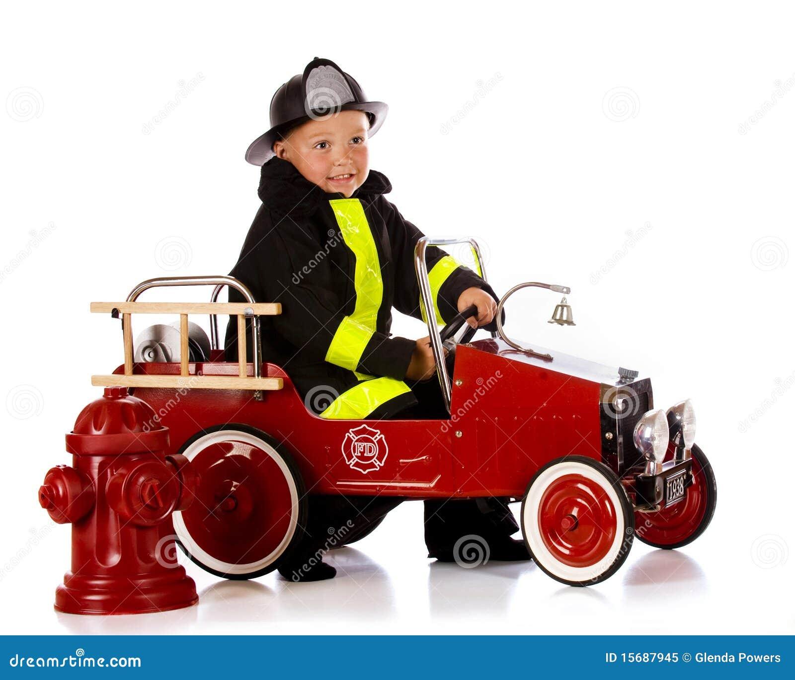 消防员幼稚园