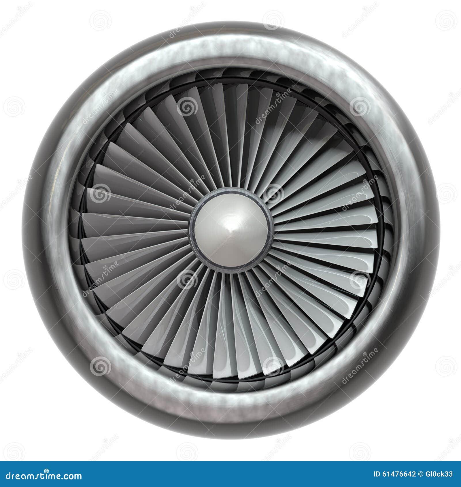 涡轮喷气机引擎