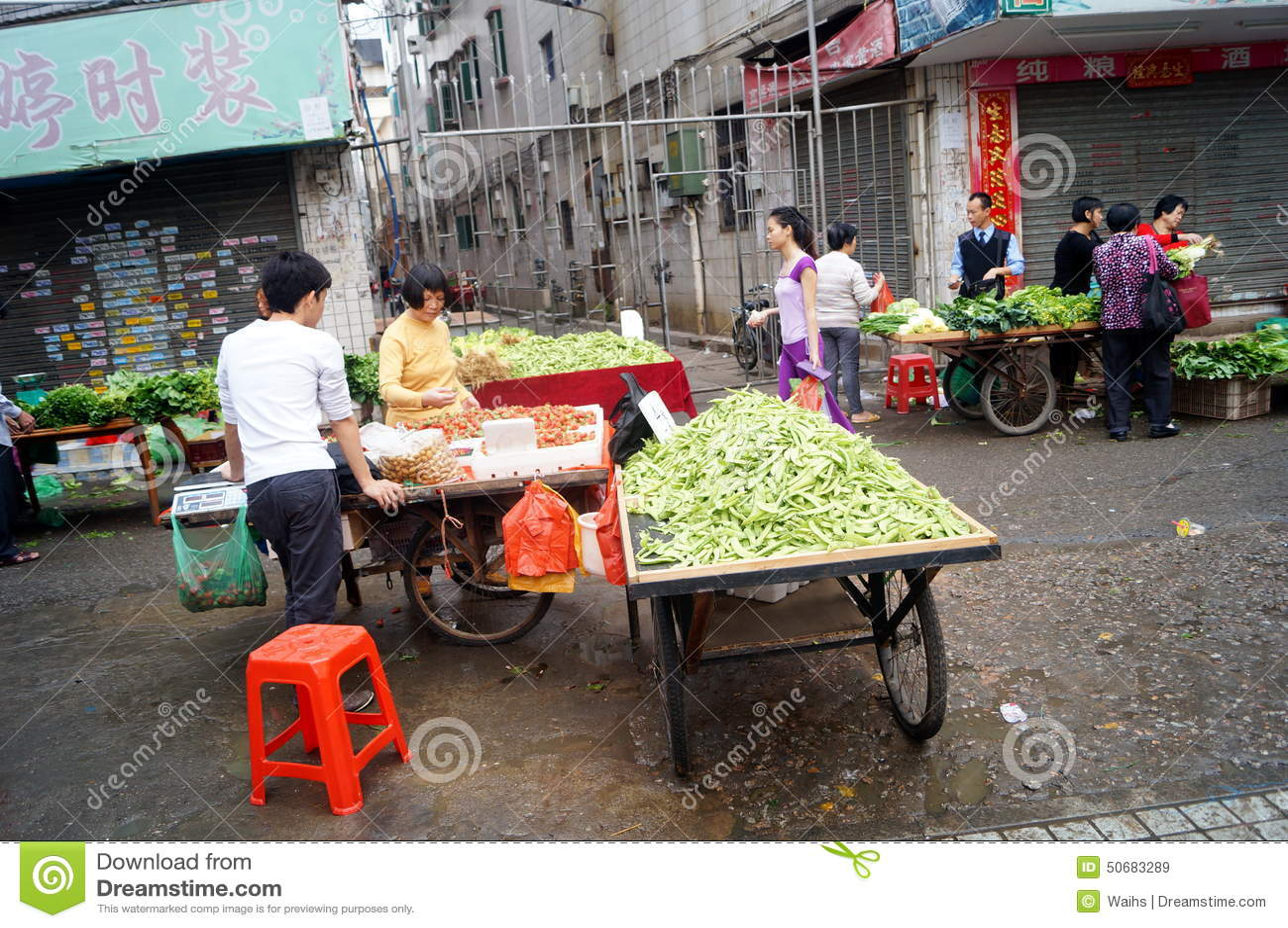 Download 深圳,瓷:农夫市场 编辑类库存图片. 图片 包括有 演员, 成员, 市场, 的treadled, 蔬菜, 农夫 - 50683289