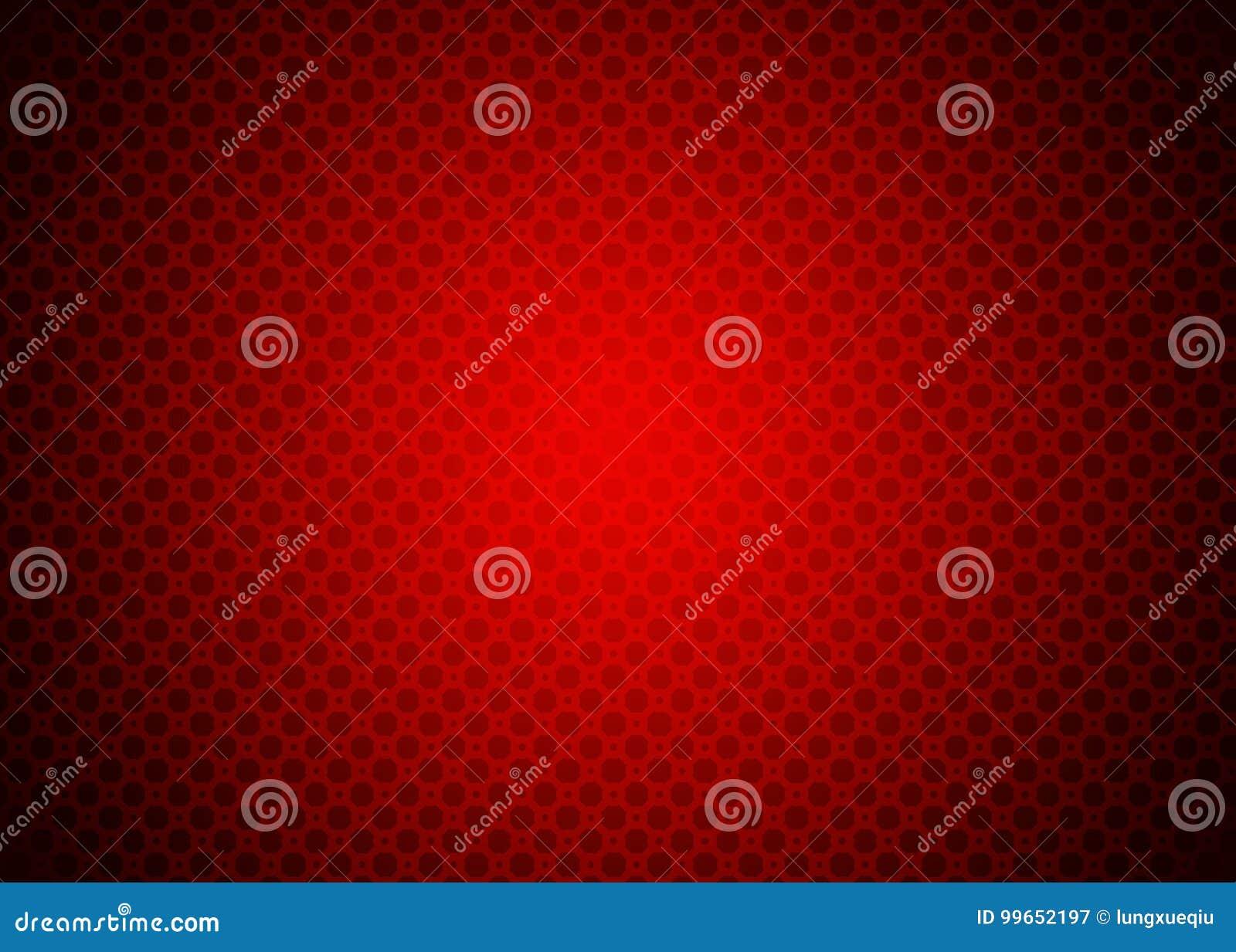 深红Techno装饰样式背景墙纸