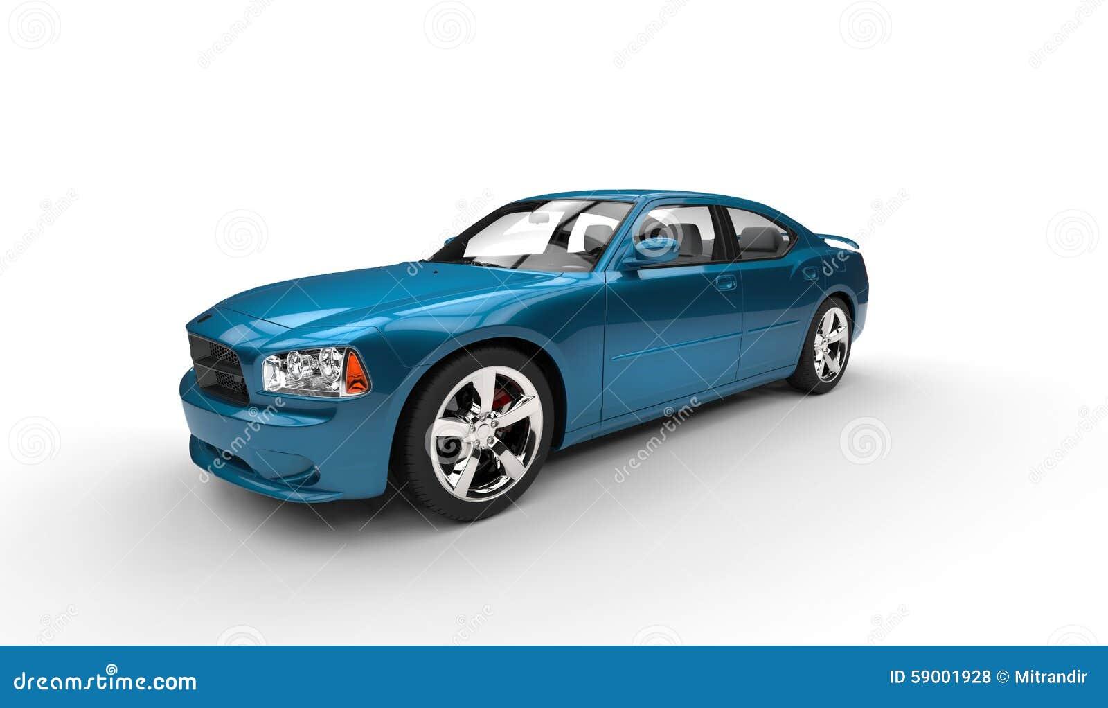 深蓝美国汽车