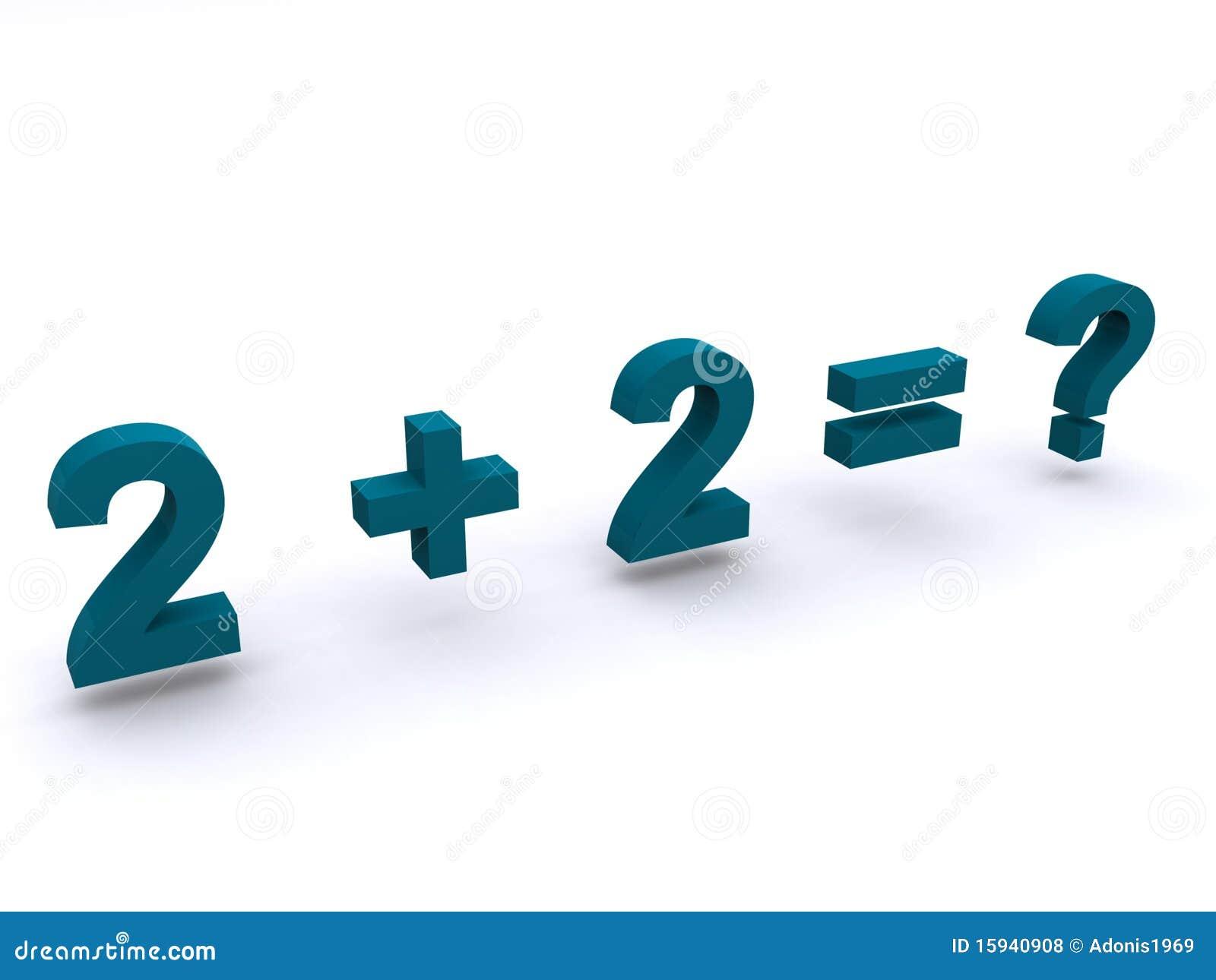添加算术简单的总和