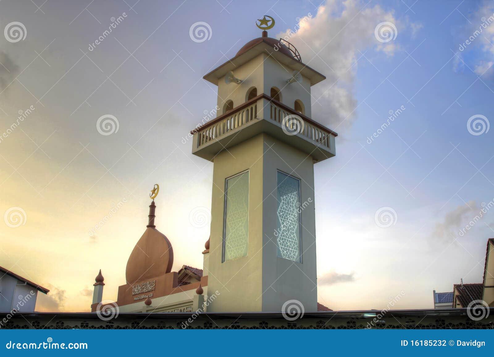 清真寺穆斯林新加坡图片
