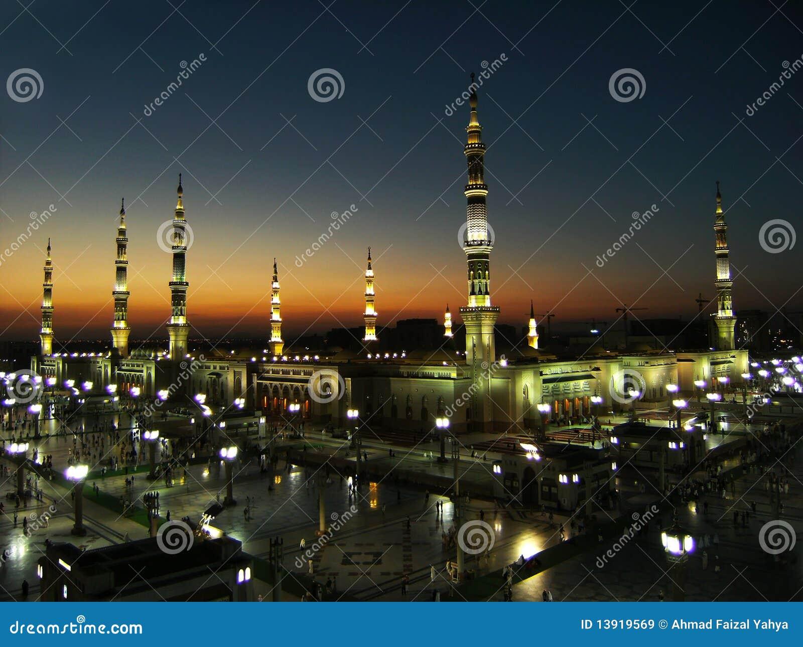 清真寺nabawi