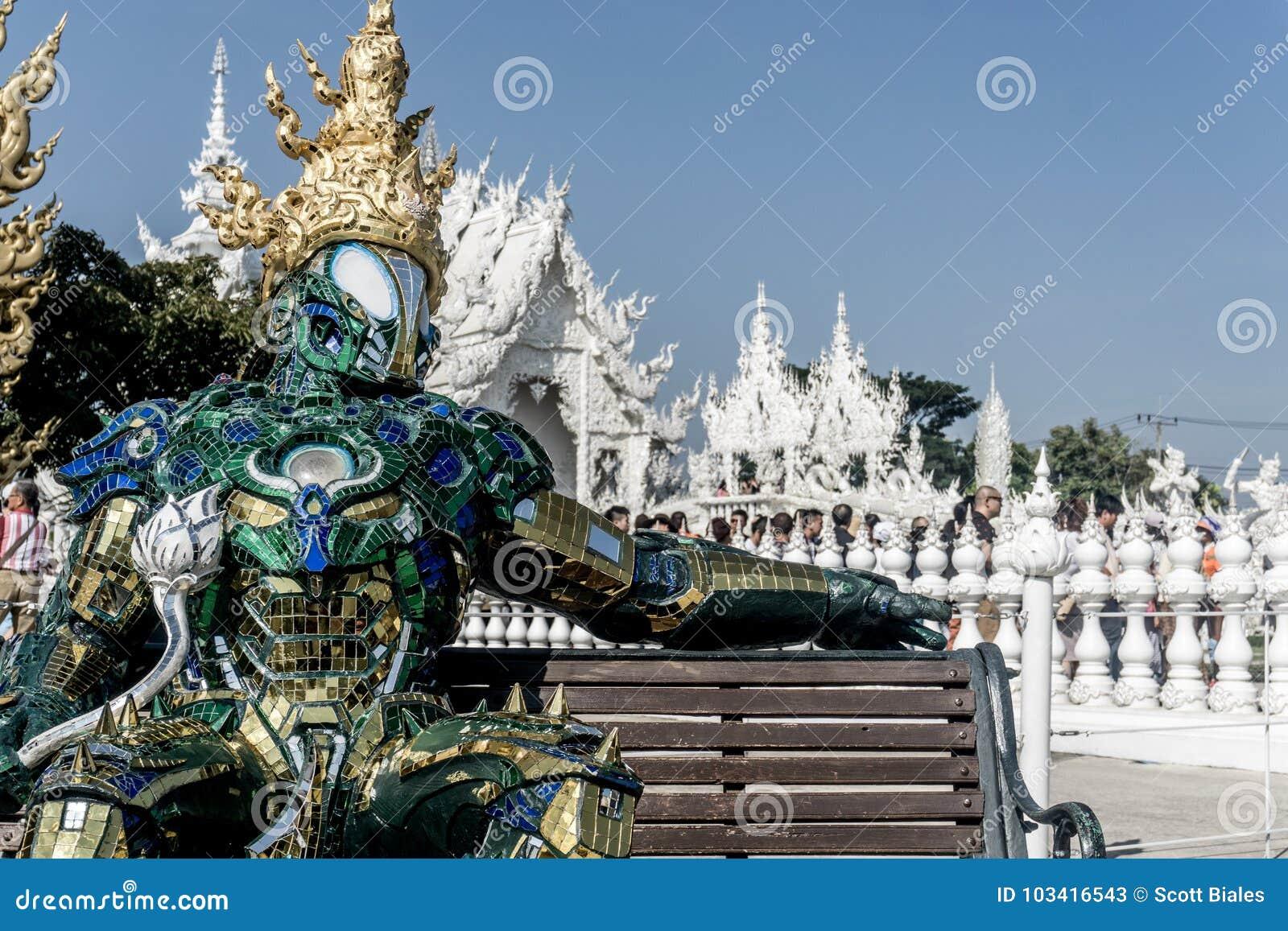 清莱,泰国