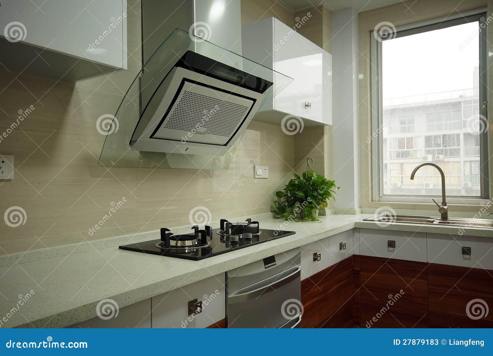 清洗厨房图片
