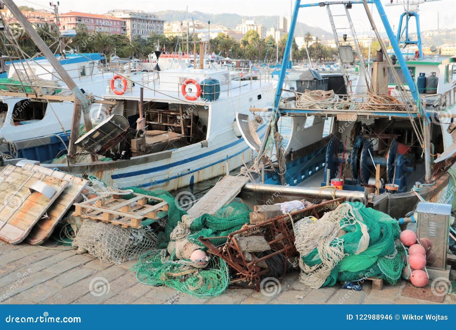 渔船和净额