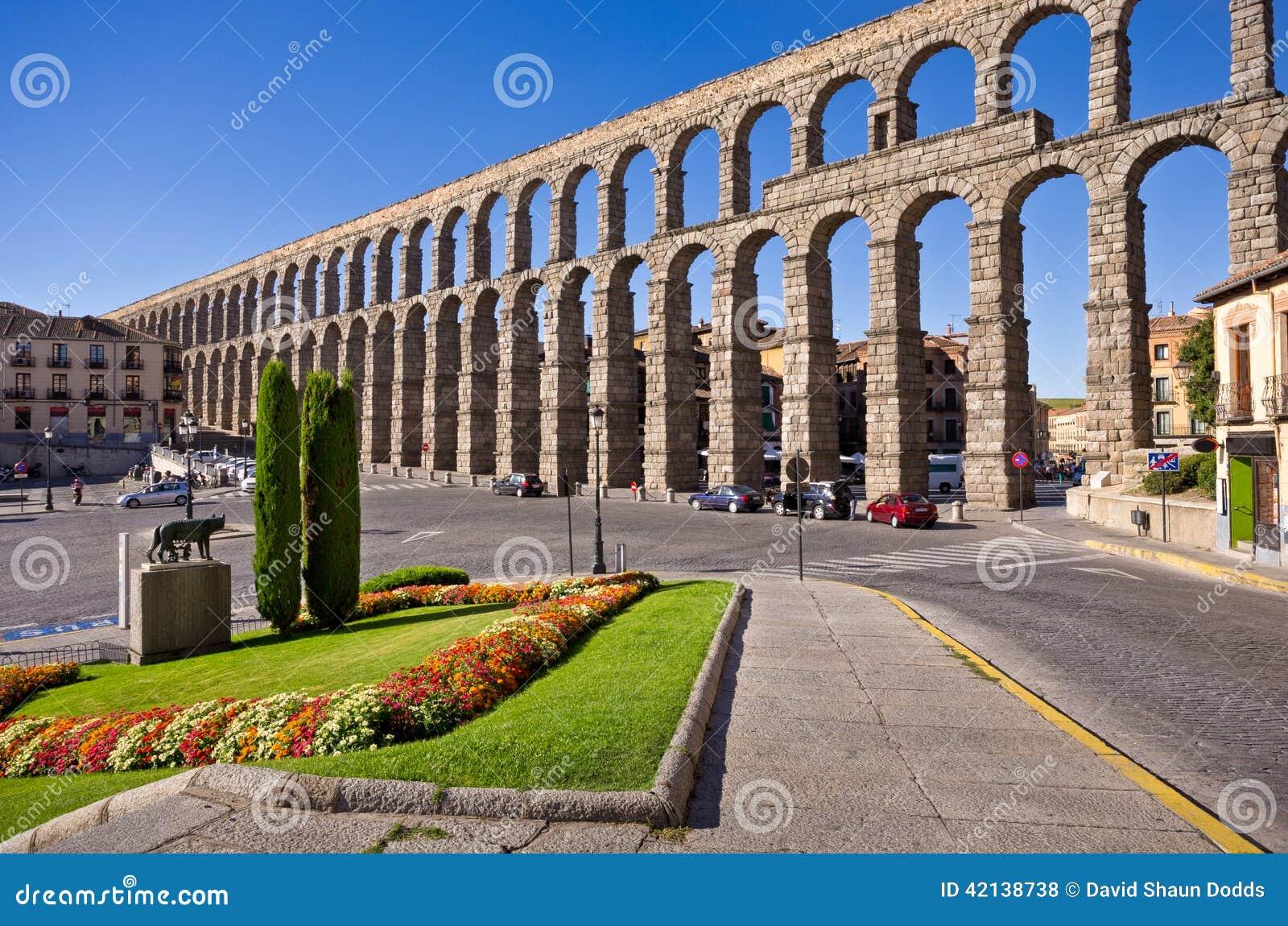 渡槽罗马segovia
