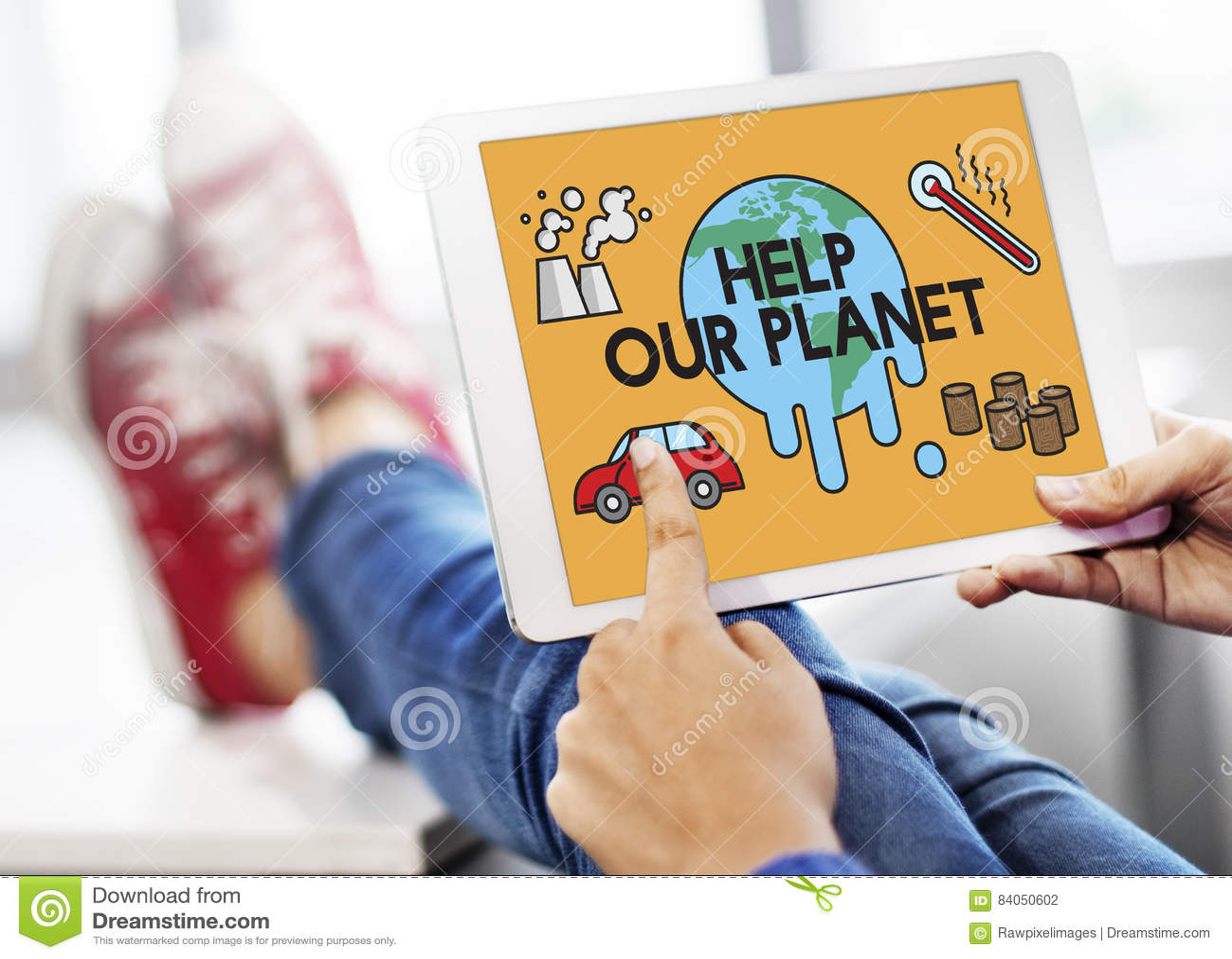 温度救球地球污染行星环境气候陈