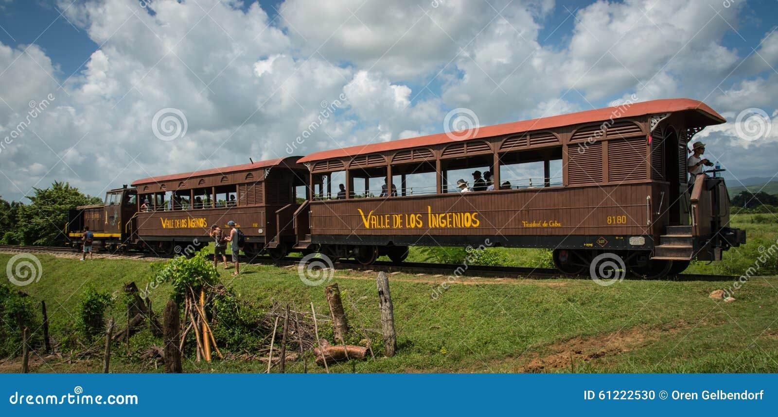 游人老火车