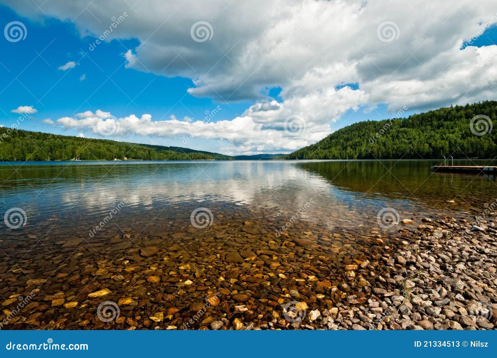 湖静音瑞典