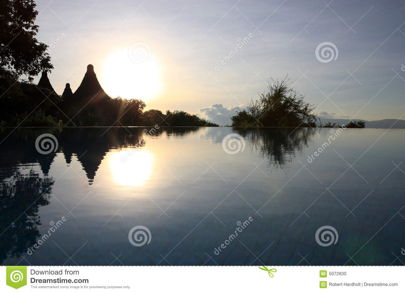 湖manyara池上升星期日