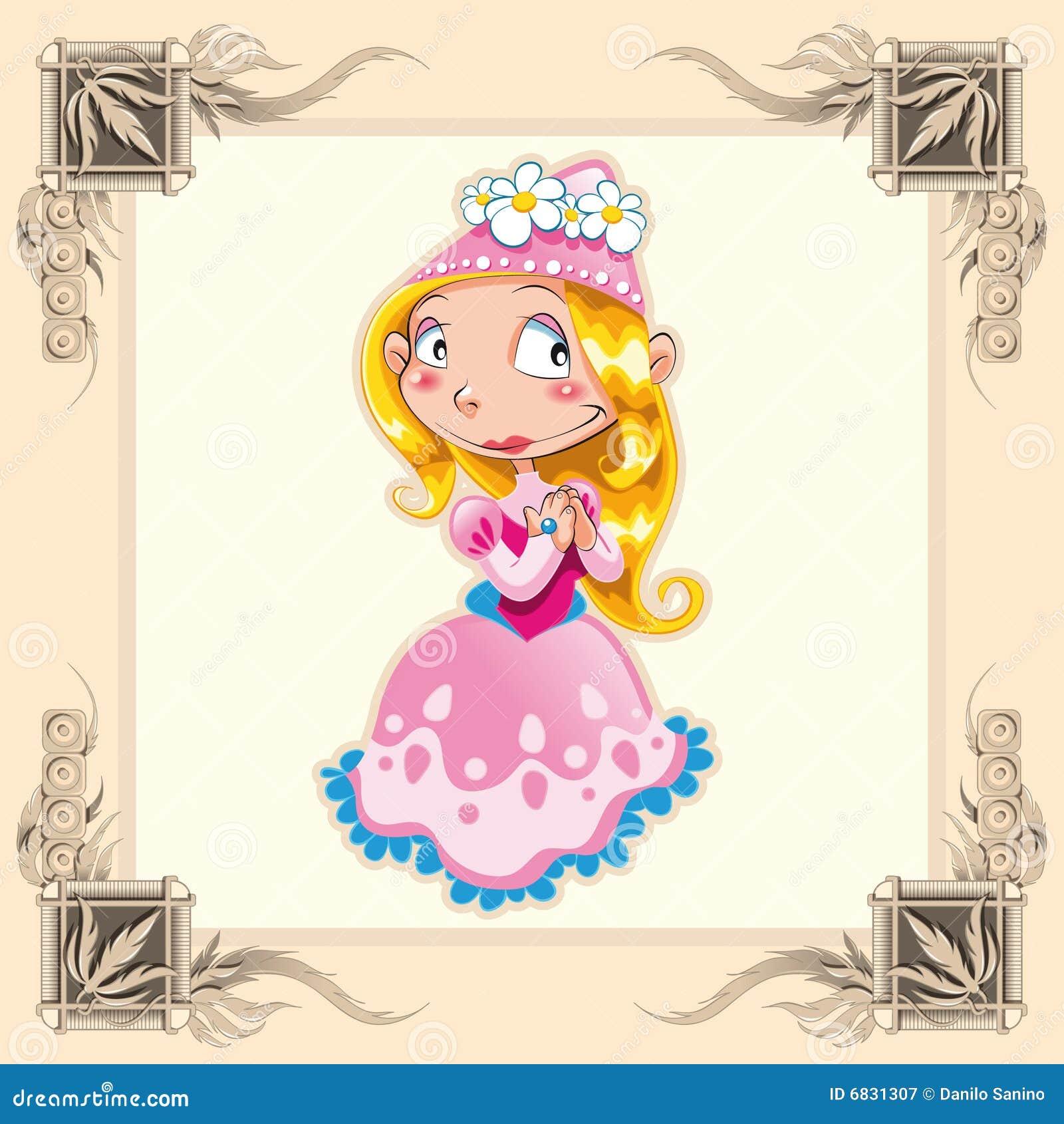 滑稽的公主