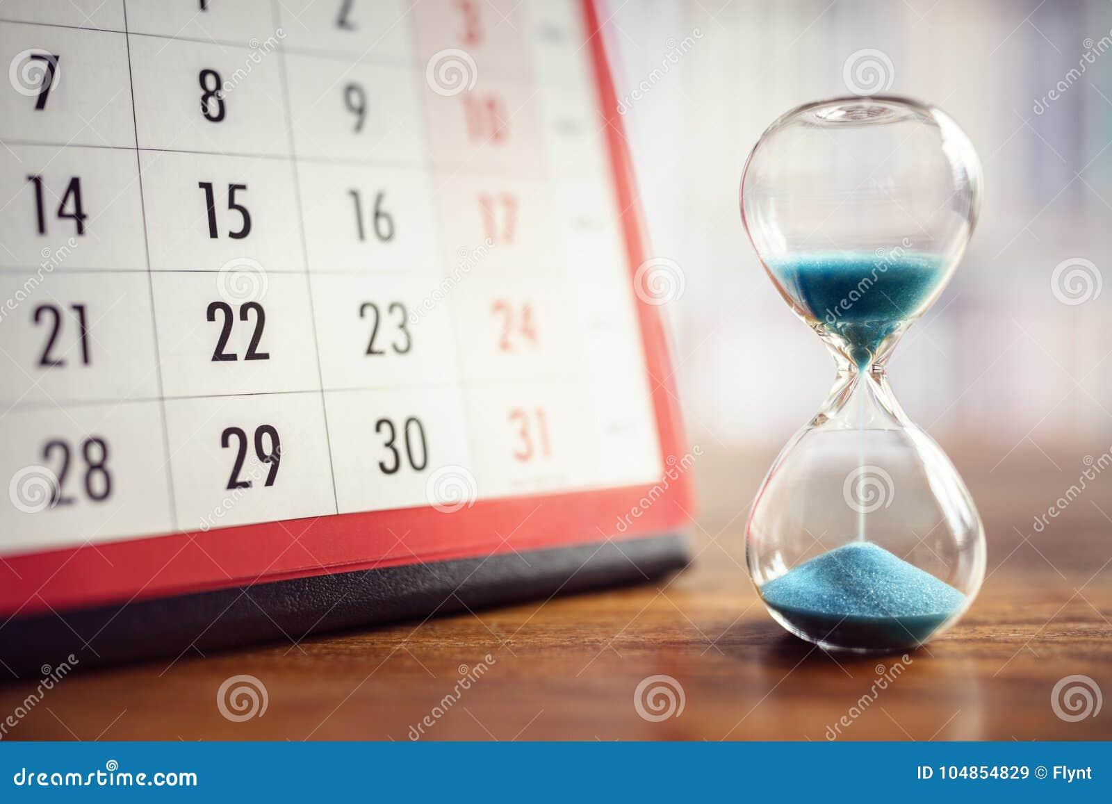 滴漏和日历