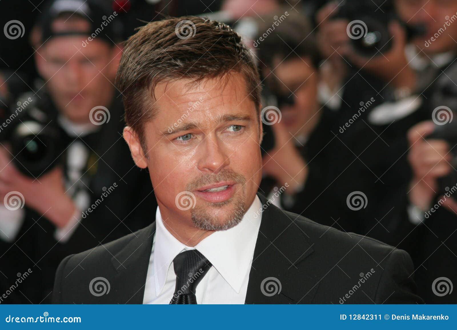 演员Brad Pitt