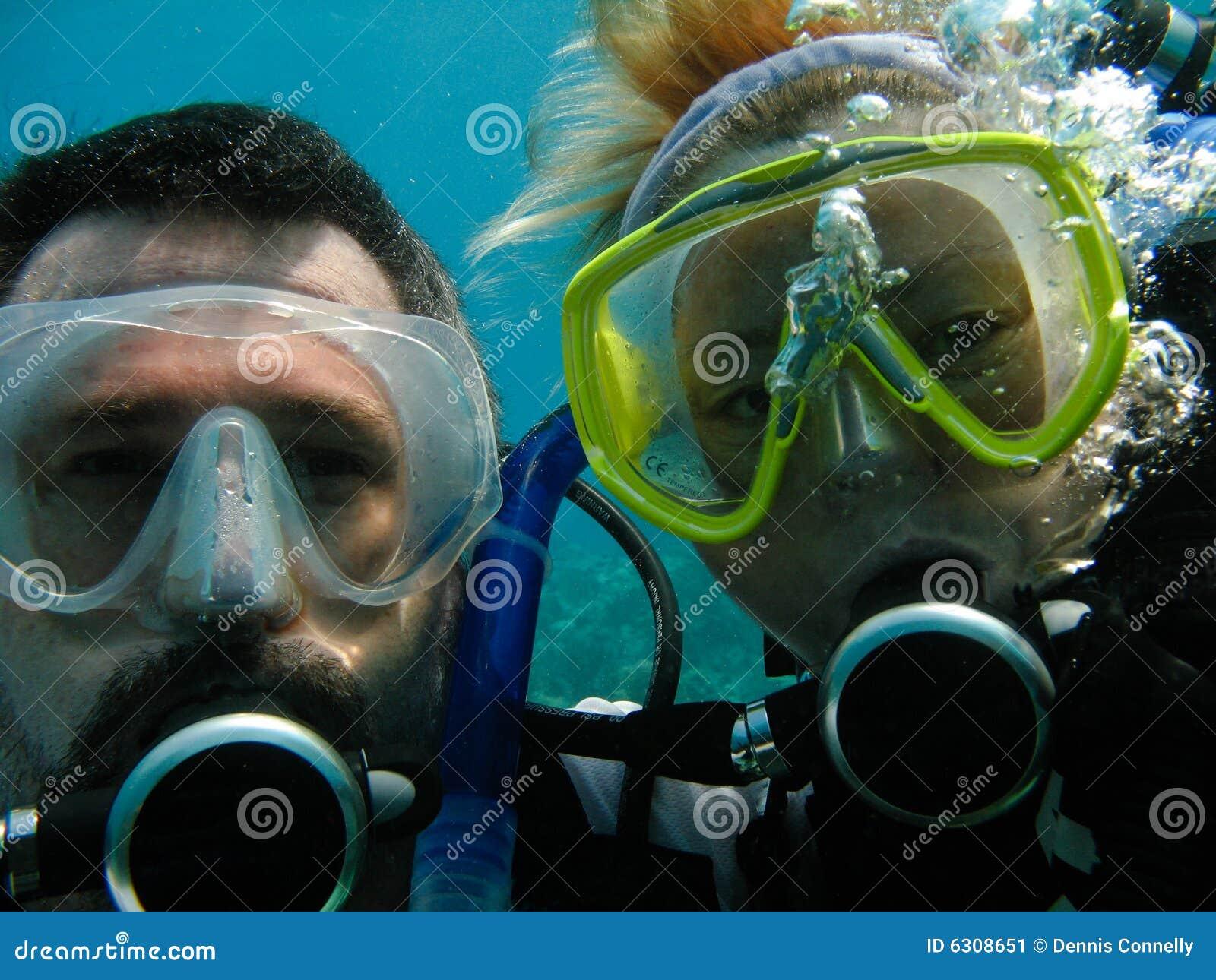 潜水员水肺