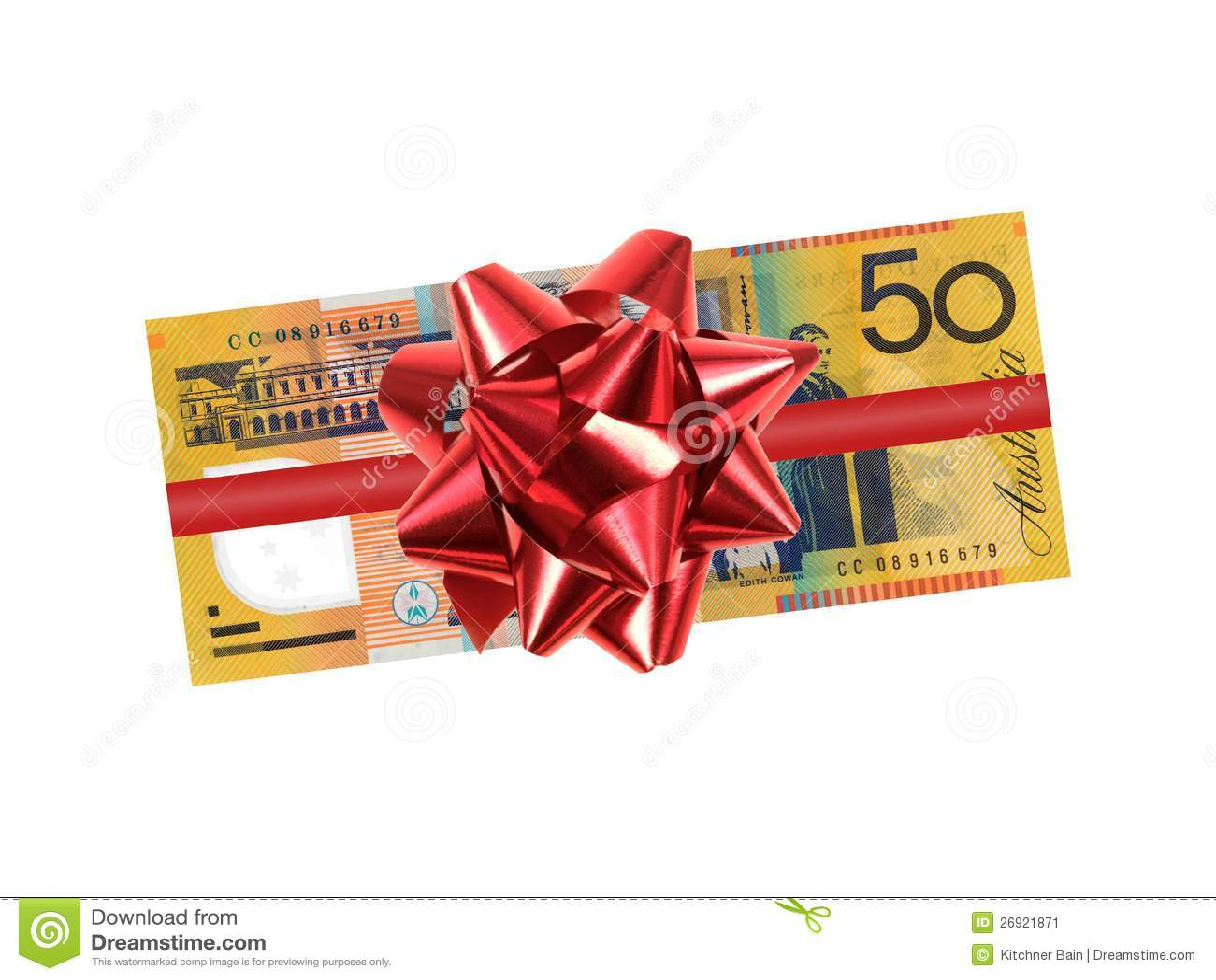 澳大利亚人五十美元笔记