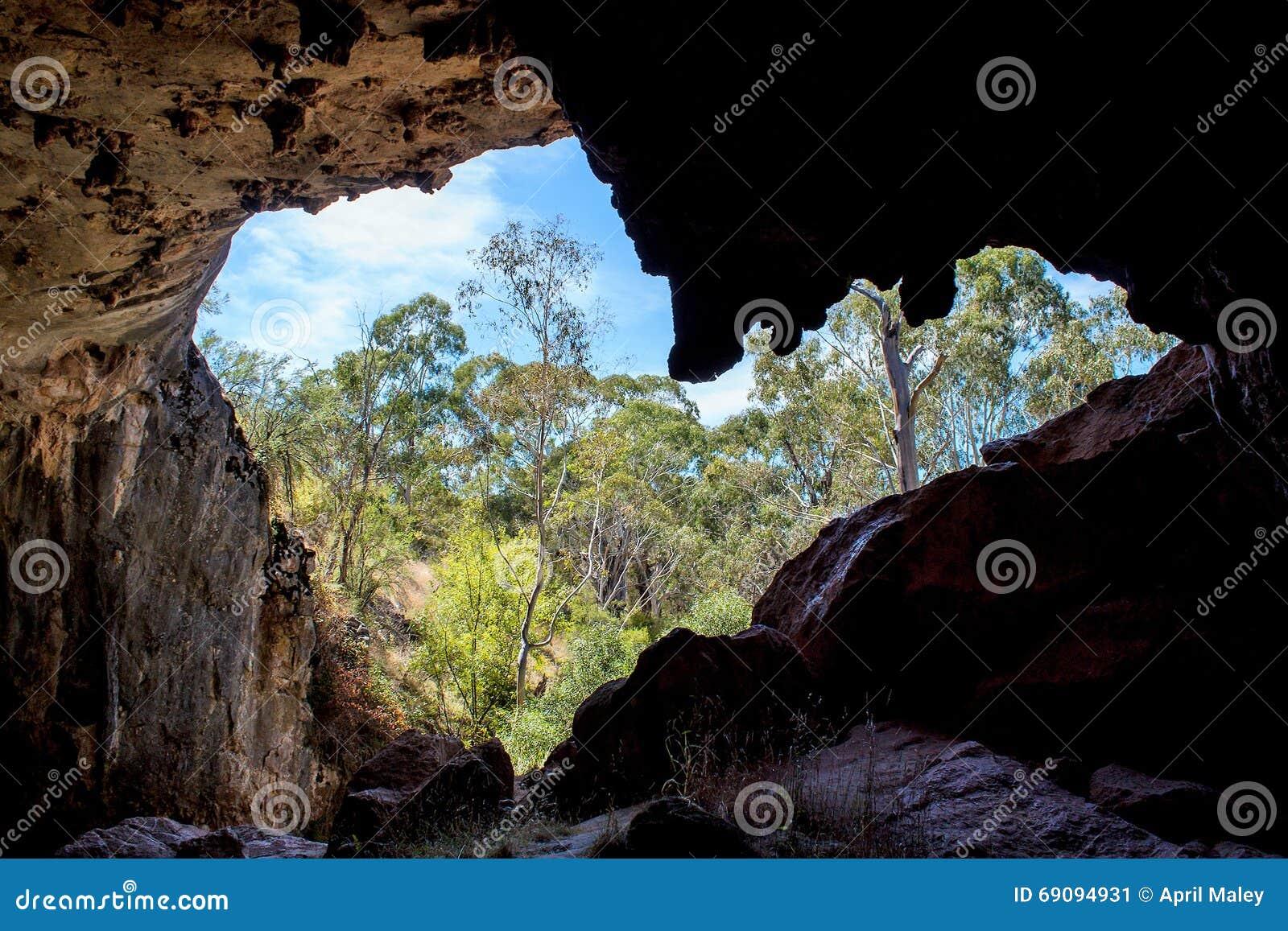 澳大利亚人风景塌落冒险