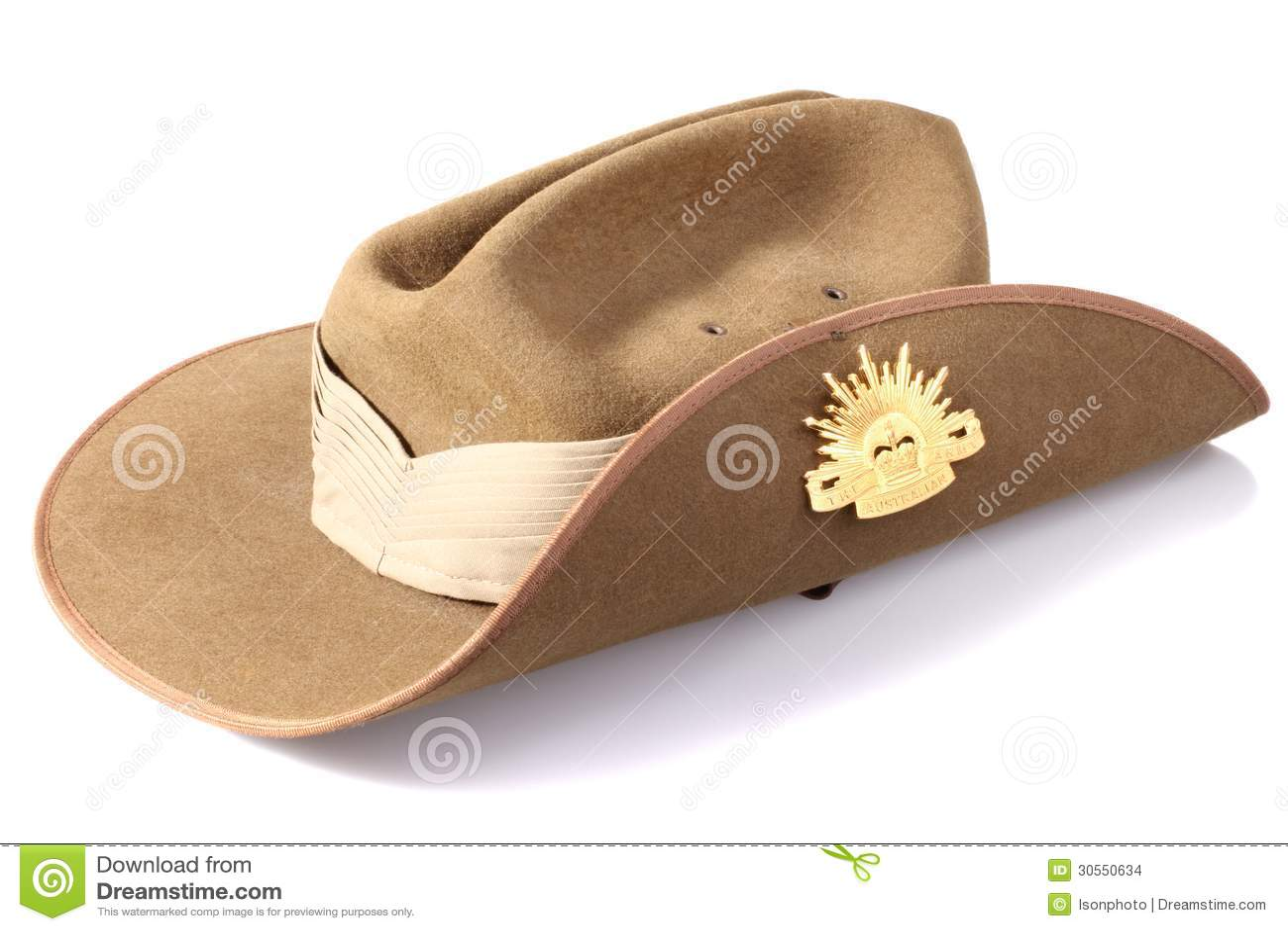 澳大利亚军队帽子