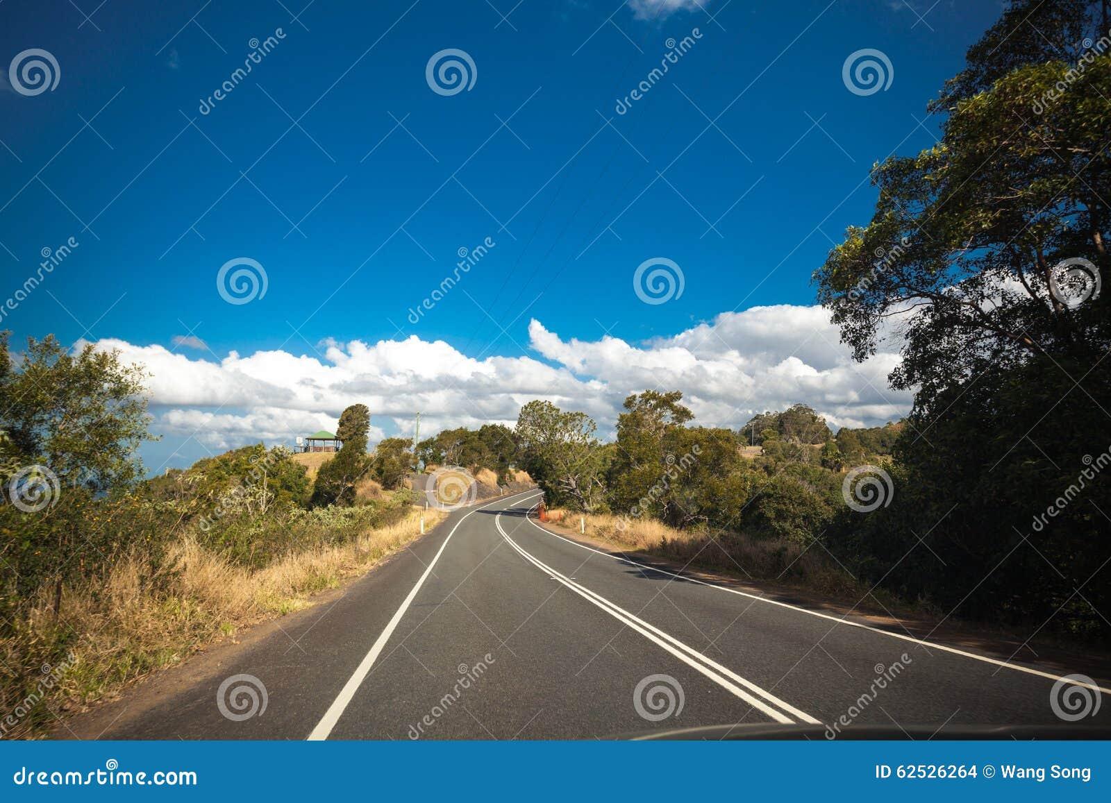 澳大利亚山高速公路