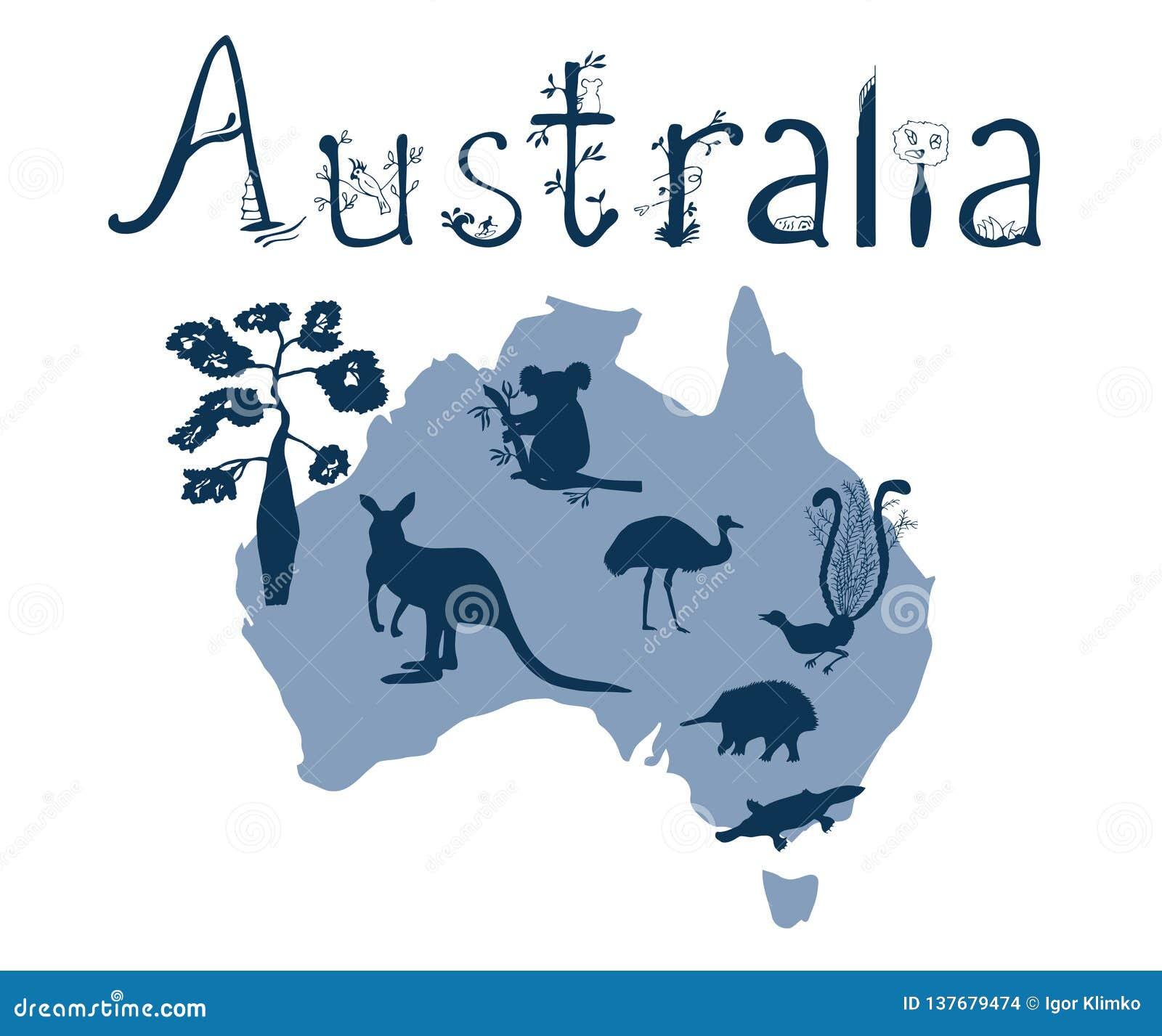 澳大利亚的传染媒介概述有澳大利亚动物的