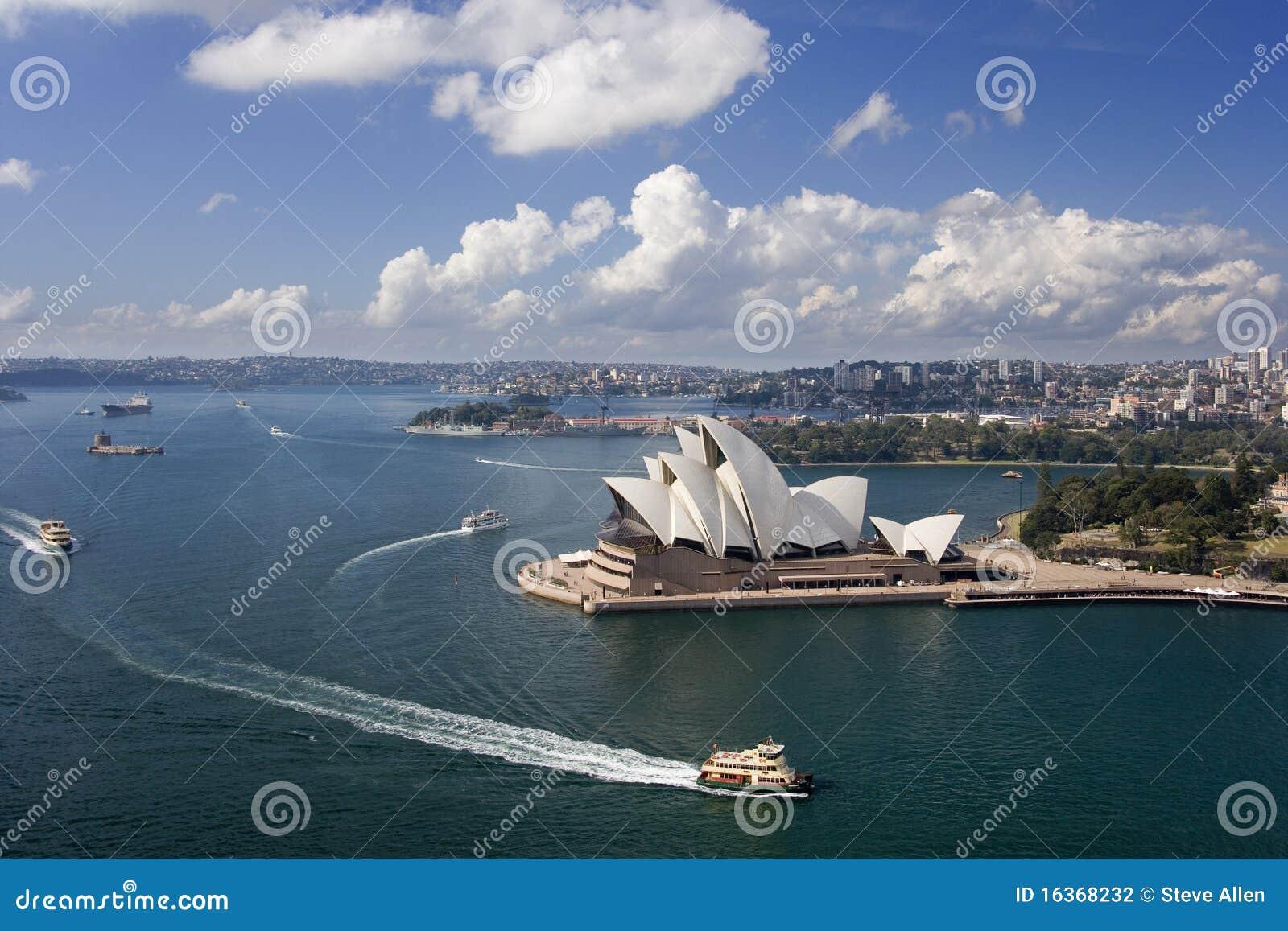澳洲房子歌剧悉尼