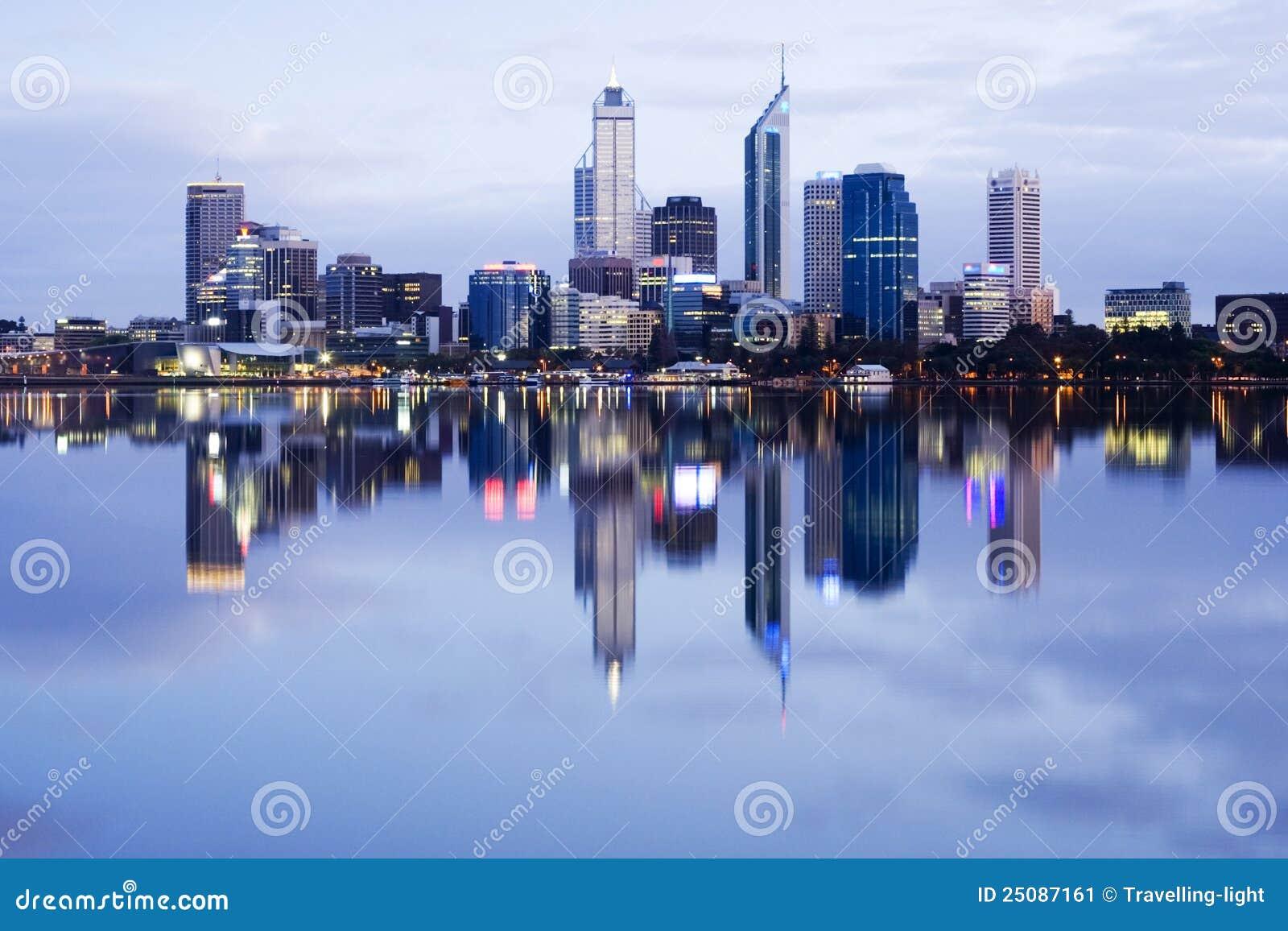 澳洲西部的珀斯