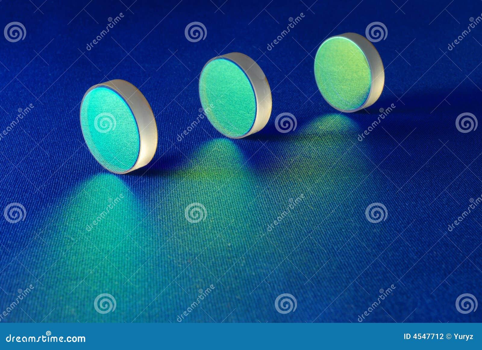 激光线路镜子