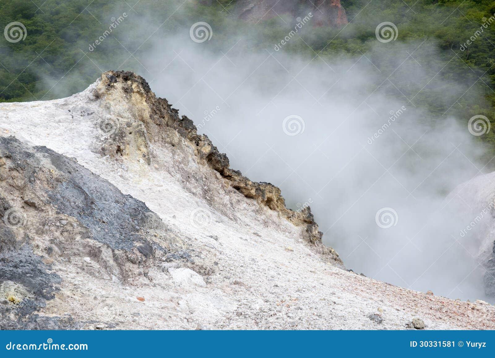 火山的土地