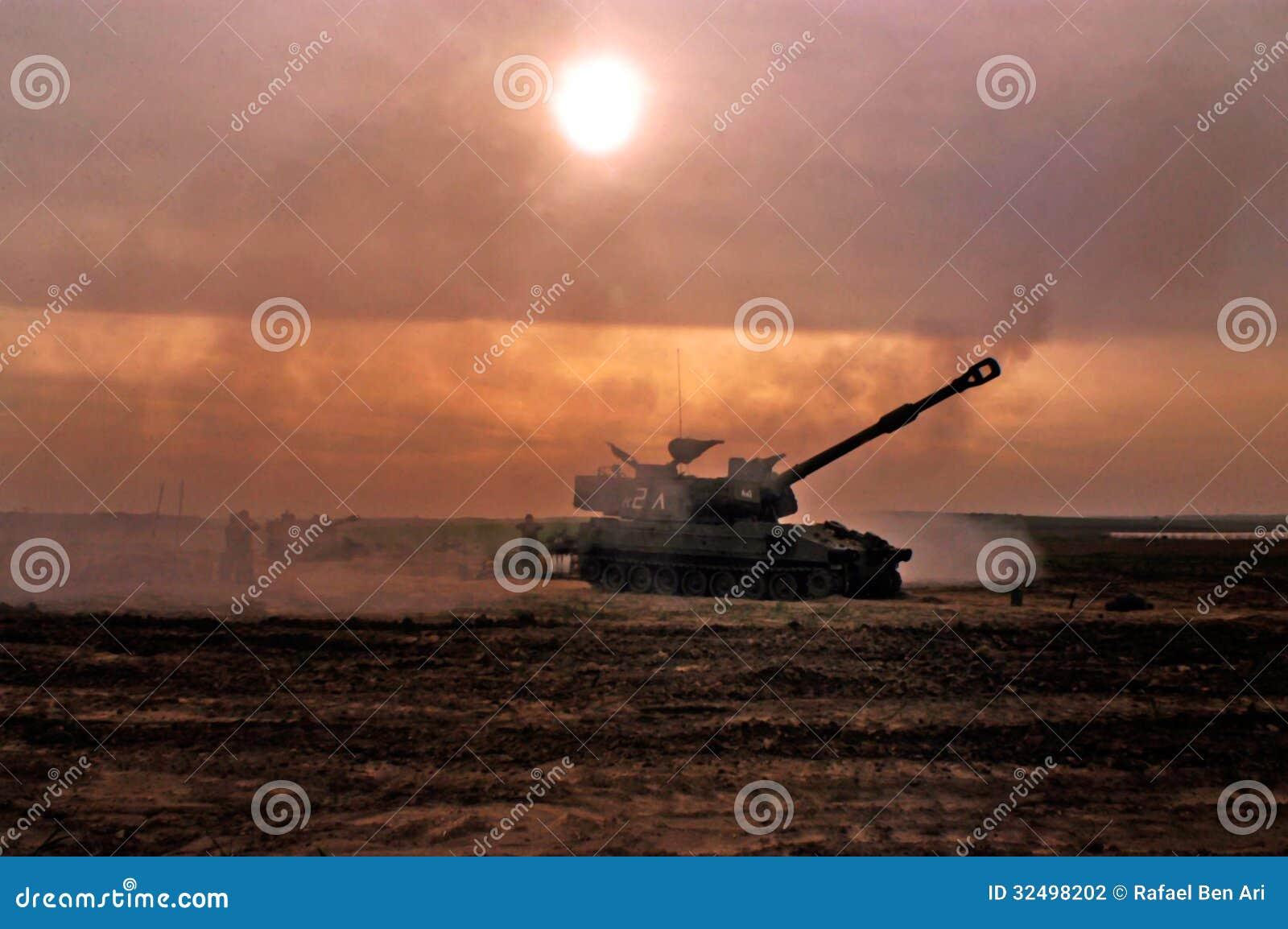 火炮军团-以色列